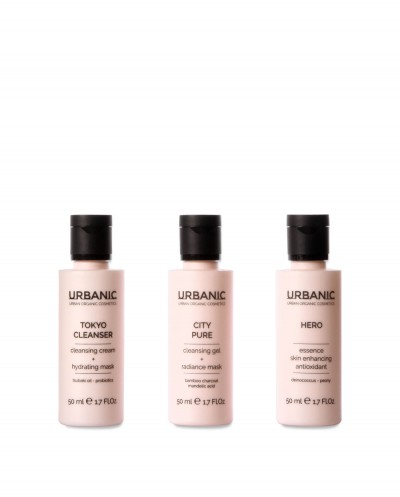 The Pink Beauty Kit minisize